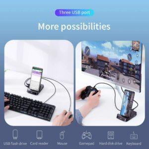 Baseus USB Type C HUB Docking Station