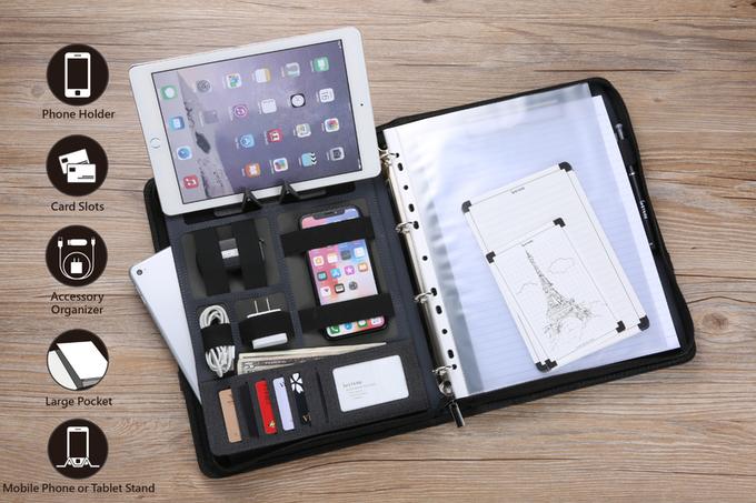 imSTONE Wireless Charging Padfolio 2.0
